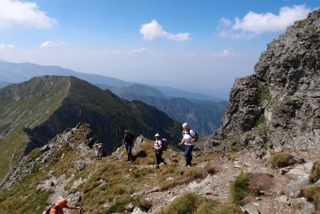 Rumänien - Hütten-Trekkingtour zu den höchsten Gipfeln