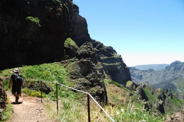 Portugal - Ost-West-Durchquerung Madeira und Verlängerung Insel Porto Santo