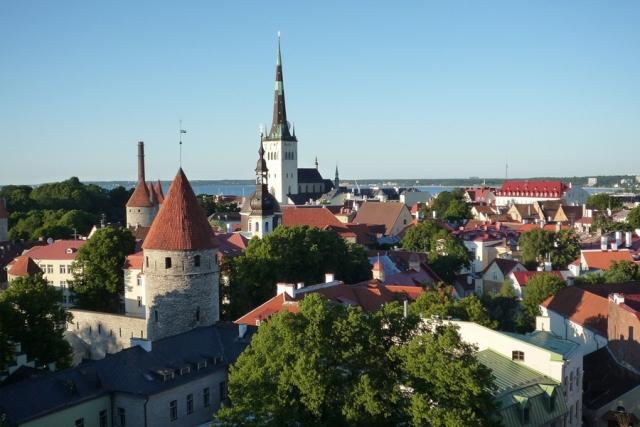Estland, Lettland und Litauen - das Baltikum per Rad erleben