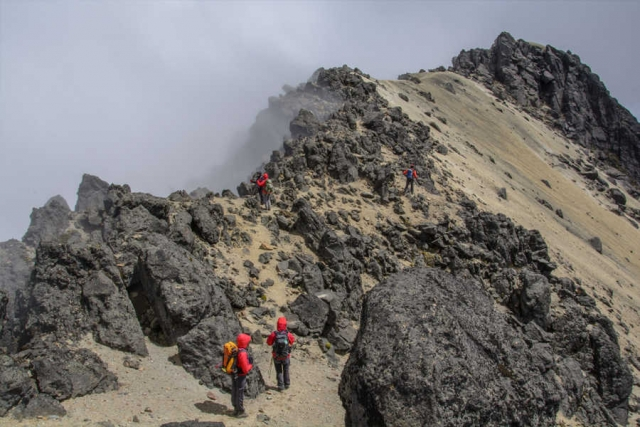 Ecuador - Trekkingreise mit Besteigung des Cotopaxi und Chimborazo