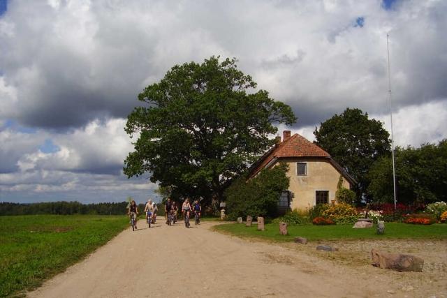 Polen-Russland-Litauen-Lettland: Mit dem Rad durch vier Länder