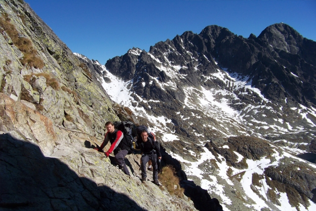 Polen & Slowakei - Trekkingtour Hohe Tatra - Die große Überschreitung