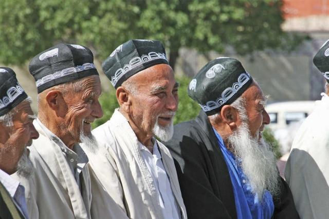 Usbekistan - Morgenland aus 1001 Nacht