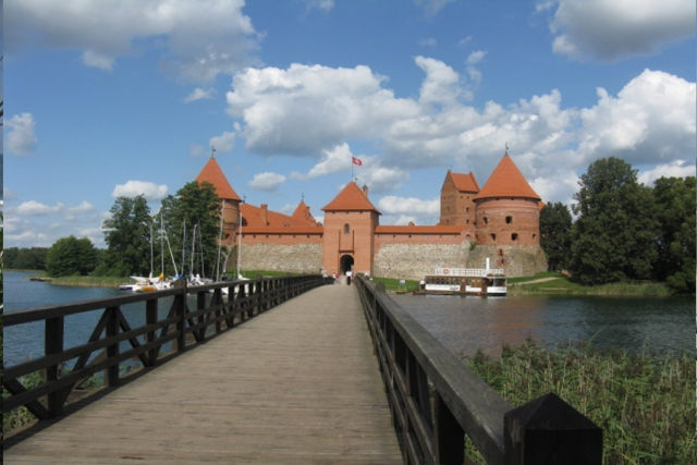 Estland, Lettland und Litauen - per Rad durch die Baltischen Länder