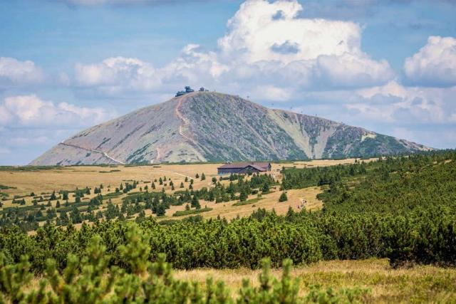 Polen & Tschechien - Trekkingtour vom Isergebirge bis in das Riesengebirge