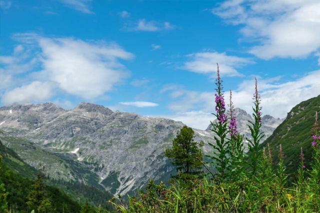 Deutschland-Österreich-Italien: Alpenüberquerung
