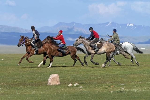Kirgistan - im Land des Tien Shan