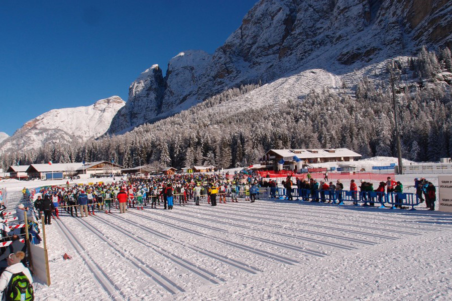 Italien - Moonlight Classic Seiser Alm und Volkslanglauf Toblach-Cortina