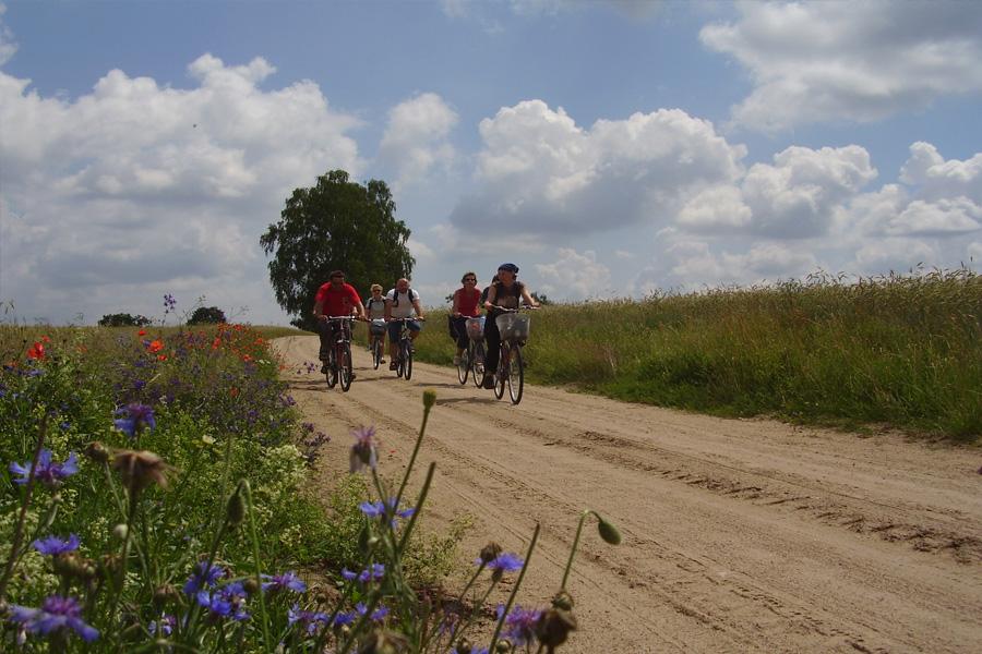 Polen - große Masuren Reise mit Fahrrad, Paddeln und Wandern