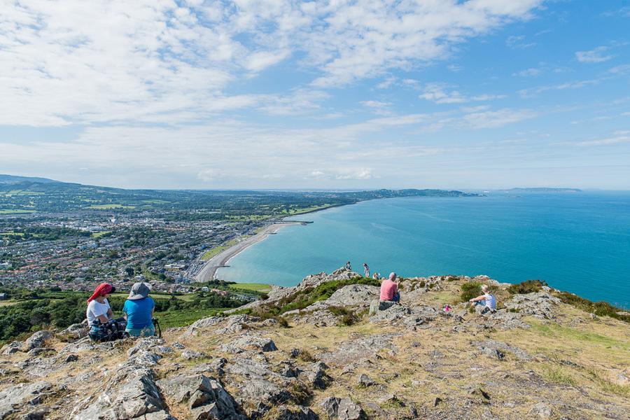 Irland - Rundreise mit Wanderungen über die Grüne Insel