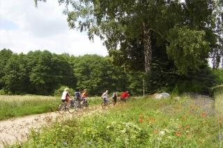 Polen - geführte Radreise Masurische Seenplatte