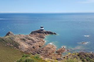 Wandern und Radfahren auf den Kanalinseln Guernsey, Jersey, Herm und Sark