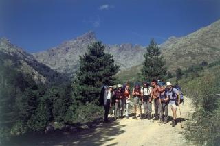 Trekkingtour über den GR20 - Die große Korsika-Durchquerung