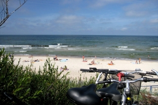 Polen - geführte Radreise polnische Ostseeküste von Swinemünde nach Danzig