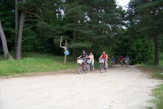 Polen - individuelle Radreise, durch Masuren per Schiff und Rad