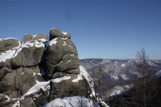 Polen - Tagestour Schneeschuhwanderung im Isergebirge