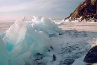 Winterzauber in Sibirien - Eis-Trekkingtour Baikalsee