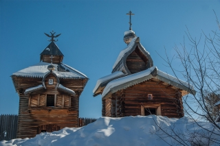 Winter-Rendezvous mit dem Baikalsee