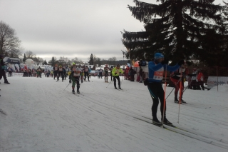 Tschechien - Skimarathon Jizerská padesátka
