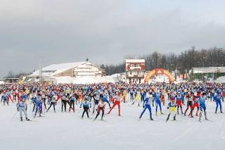 Slowakei - Biela Stopa Skimarathon