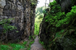 Aktiv- und Erlebniswoche im Zittauer Gebirge