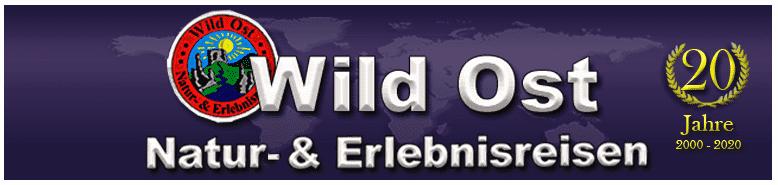 Trekking, Wandern, Reisen - Wild Ost Natur- & Erlebnisreisen